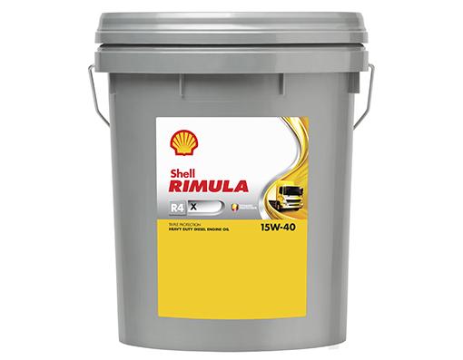 เชลล์ ริมุล่า R4X (Shell Rimula R4X)
