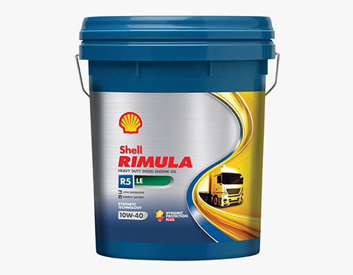 เชลล์ ริมุล่า R5 LE (Shell Rimula R5 LE)