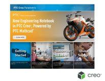 Software CAD/CAM/CAE ชื่อว่า Cero<sup>TM</sup> Parametric (Pro/ENGINEER) ภายใต้แบรนด์ PTC<sup>®</sup>