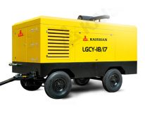 LGCY DIESEL ENGINE PORTABLE SCREW AIR COMPRESSOR
